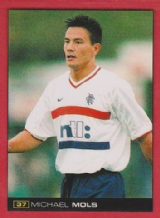 Glasgow Rangers Michael Mols Holland